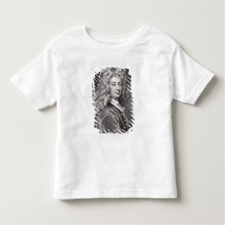 William Congreve  engraved by P.W.Tomkins Tshirts