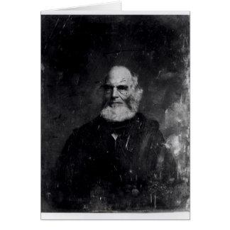 William Cullen Bryant  c.1851-60 Card