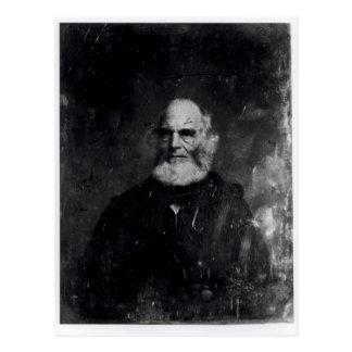 William Cullen Bryant  c.1851-60 Postcard