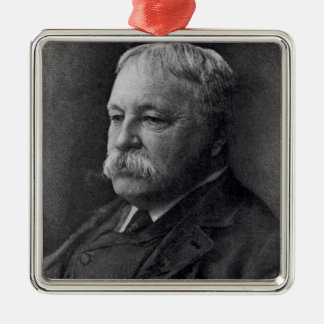 William D. Howells  from Literature Christmas Ornament