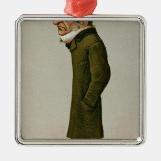 William Ewart Gladstone Christmas Ornament