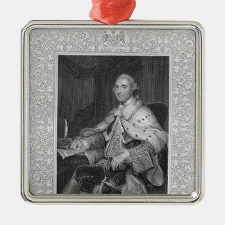 William Fitz-Maurice Petty Christmas Ornament