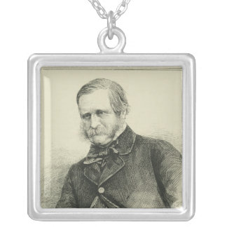 William Fox, Esq. Silver Plated Necklace