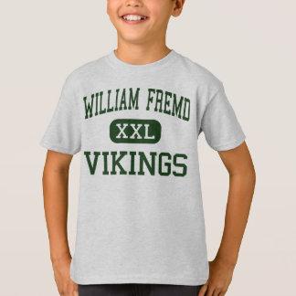 William Fremd - Vikings - High - Palatine Illinois T-Shirt
