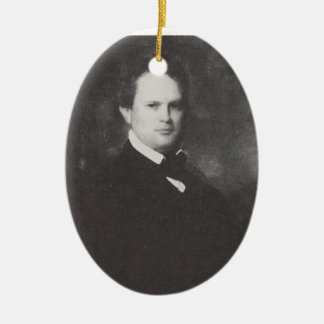 William Gilmore Simms Christmas Ornament
