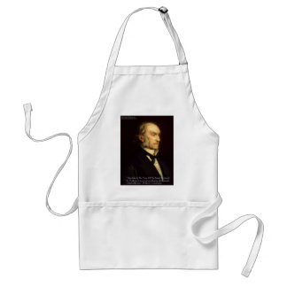 """William Gladstone """"Liberals & Conservative"""" Gifts Aprons"""