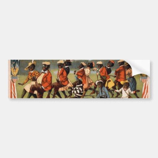 William H. West Bumper Sticker