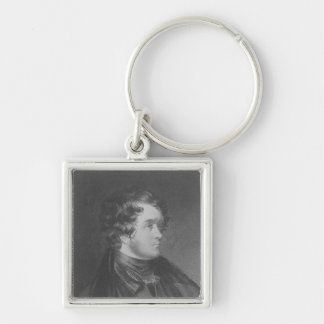 William Harrison Ainsworth Key Ring