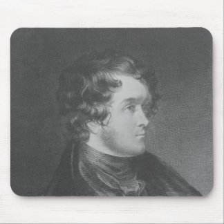 William Harrison Ainsworth Mouse Mat