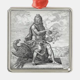 William Harvey's ' De Generatione Animalium' Christmas Ornament