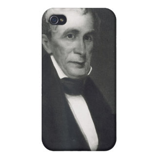 William Henry Harrison, 9th President of the Unite Case For iPhone 4