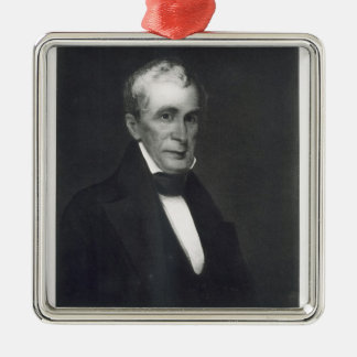 William Henry Harrison, 9th President of the Unite Christmas Ornament