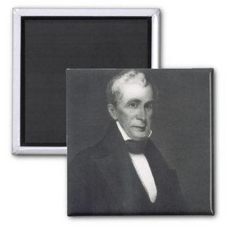 William Henry Harrison, 9th President of the Unite Magnet