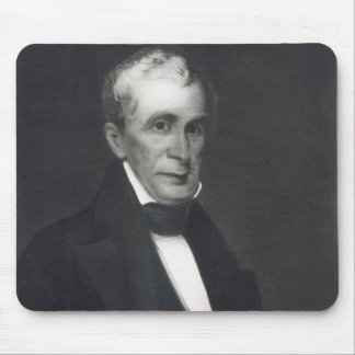 William Henry Harrison, 9th President of the Unite Mouse Mat