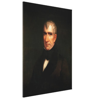 WILLIAM HENRY HARRISON by James Reid Lambdin Print