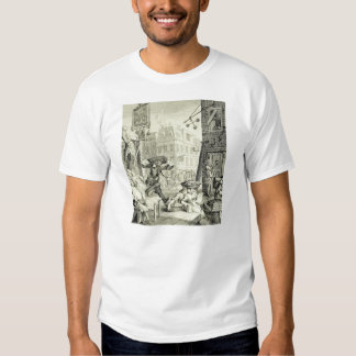 William Hogarth Art Shirts