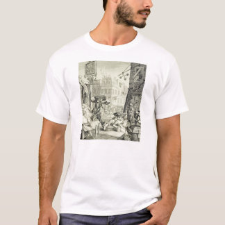 William Hogarth Art T-Shirt