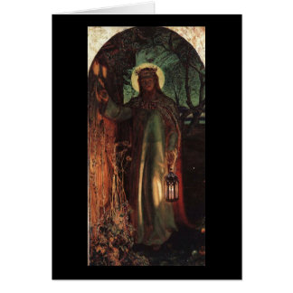 William Holman Hunt Light of the World Cards