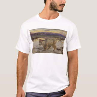 William Holman Hunt The Scapegoat T-Shirt