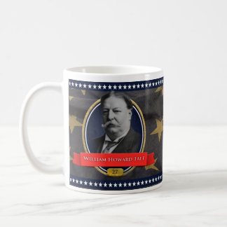 William Howard Taft Historical Mug