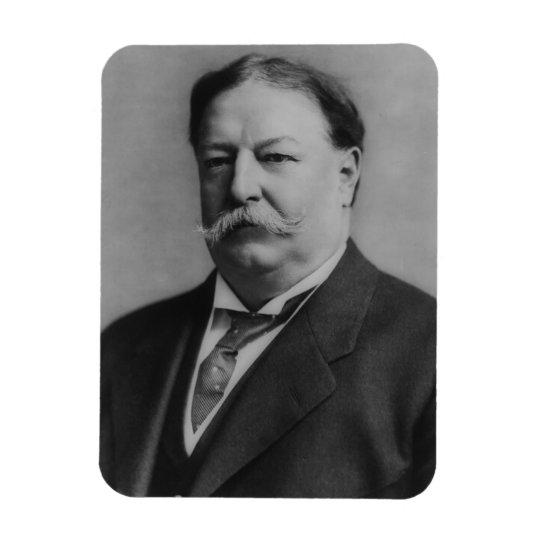 William Howard Taft Rectangular Photo Magnet