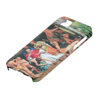 William Hunt-Converted Family Sheltering a Priest iPhone 5 Cases