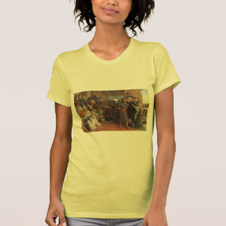 William Hunt- Finding of the Saviour in the Temple Tees