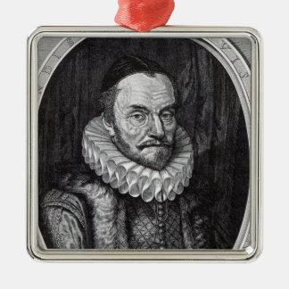 William I Prince of Orange Christmas Ornament