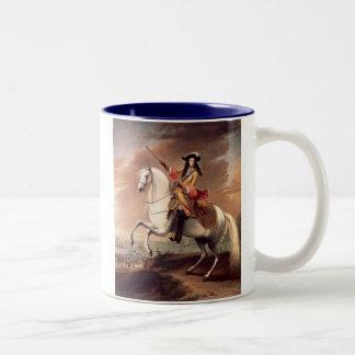 William III Two-Tone Mug