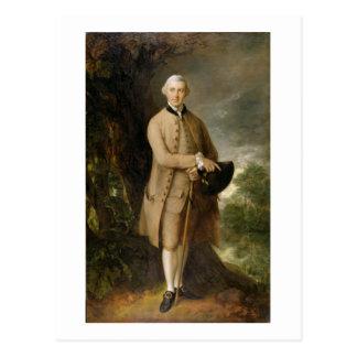 William Johnstone-Pulteney, Later 5th Baronet, c.1 Postcard