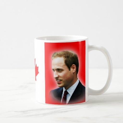 William & Kate Canada Mug