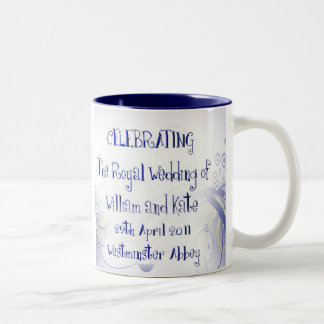 William & Kate Royal Wedding Collectibles Souvenir Coffee Mug