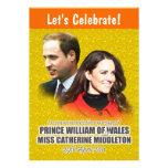 William & Kate Royal Wedding Invitations
