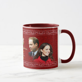 William & Kate Royal Wedding Mug