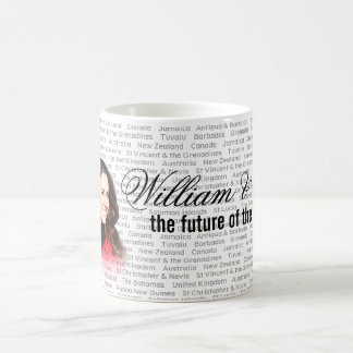 William, Kate & the Commonwealth Mug