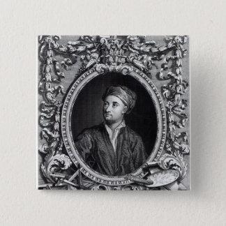 William Kent 15 Cm Square Badge