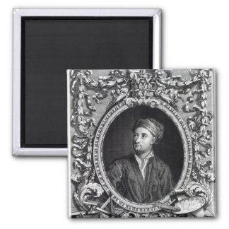 William Kent Square Magnet