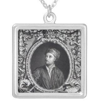 William Kent Square Pendant Necklace