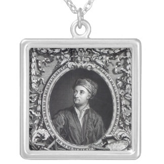 William Kent Silver Plated Necklace