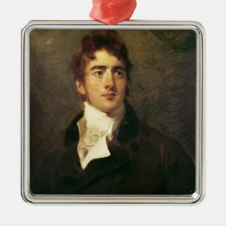 William Lamb, 2nd Viscount Melbourne Christmas Ornament