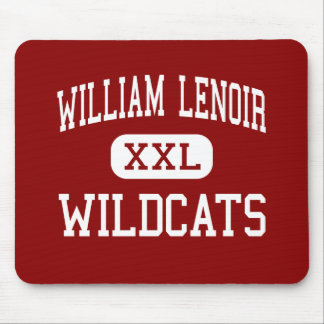 William Lenoir - Wildcats - Middle - Lenoir Mouse Pad