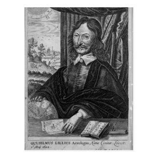 William Lilly Postcard