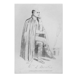 William Lisle Bowles Poster