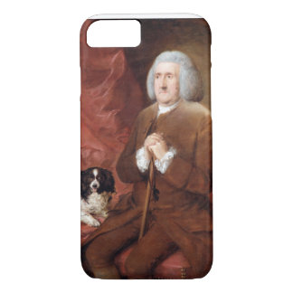 William Lowndes (1652-1724), Auditor of His Majest iPhone 7 Case
