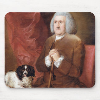 William Lowndes (1652-1724), Auditor of His Majest Mouse Mat
