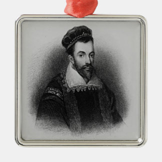 William Maitland of Lethington Christmas Ornament