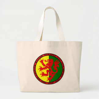 William Marshal Product Large Tote Bag