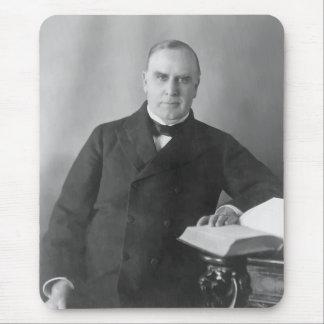 William McKinley Mouse Pad