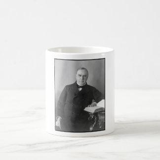 William McKinley Basic White Mug