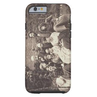 William Morris (1834-96) Sir Edward Burne-Jones (1 Tough iPhone 6 Case